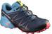 Salomon Speedcross Vario GTX Hardloopschoenen Dames blauw